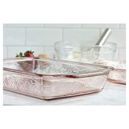 Anchor Hocking 13376ECOM Bakeset Bake and Serve with Confide