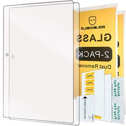 -Mr Shield For Lenovo Tab 2 A10-70 10.1 Inch  Screen Protect