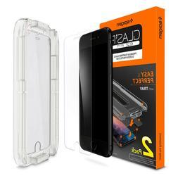 Spigen® iPhone 8/8 Plus  eZ Tray Glass Screen Protector