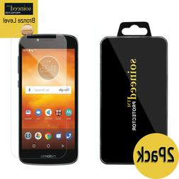 SOINEED Tempered Glass Screen Protector Film For Motorola M
