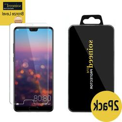 """SOINEED Tempered Glass Screen Protector Saver For """" Huawei"""