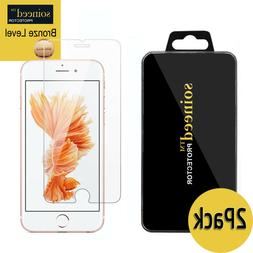 SOINEED iPhone 6 / 6 Plus Tempered GLASS Screen Protector B