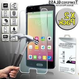2 Pack Tempered Glass Film Screen Protector  For Ecoo Aurora
