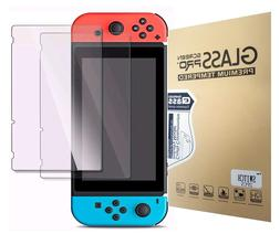 For Nintendo Switch Premium HD Tempered Glass Screen Protec