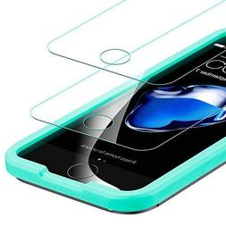2 Pack - Tempered Glass Screen Protector 5S 5C 5 SE + Cloth,