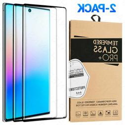2-Pack Tempered Glass For Samsung S10 S20 Note 20 10 Plus Ul