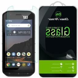 Dmax Armor Tempered Glass Screen Protector for Cat S48c