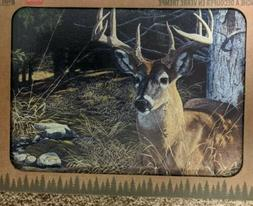 2 Tempered Glass Cutting Boards, Deer Hunting, outdoors, cam