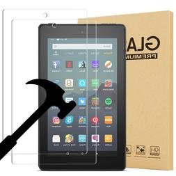 2PCS Tempered Glass Screen Protector For Amazon Kindle Fire