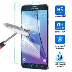2x Tempered Glass Protective Screen Protector Film for Samsu