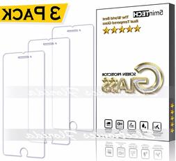 3-PACK Tempered real GLASS screen protector for iPhone XsMAx