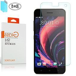 For HTC Desire 10 Pro Tempered Glass, Nacodex HD Premium Te
