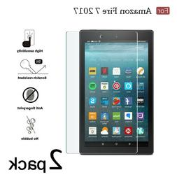 Tempered Glass Screen Protector For Amazon Kindle Fire HD 1