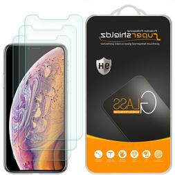 3X Supershieldz Tempered Glass Screen Protector Saver for Ap