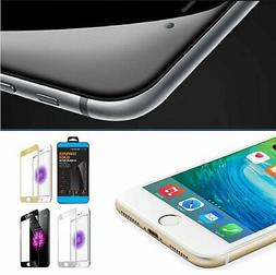 3D Curved Full Cover Tempered Glass Screen Protector for iPh