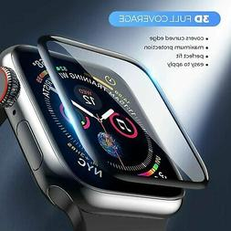 3D Tempered Glass Screen Protector For Apple Watch iWatch 5
