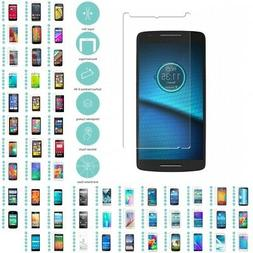 4 Pack Premium Real Tempered Glass Screen Protector Film for