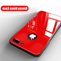 9H Tempered Glass Bumper Scratch-Resistant Cover Case For iP