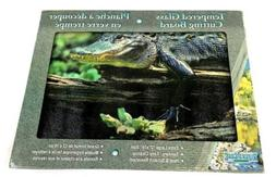 Alligator Tempered Glass Cutting Board