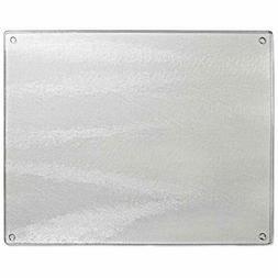 Chop-Chop Glass Cutting Board Or Counter Saver, 16 x 20 Inch