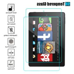 For Amazon Kindle Fire HD 7 8 2017 Tempered Glass Screen Pro