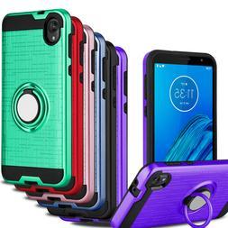 For Motorola Moto E6/E5 Plus/Supra/E Plus Phone Case Cover +