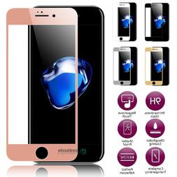 For iPhone 7/8 Plus Full Coverage Tempered Glass Screen Prot