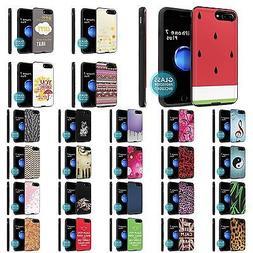 For iPhone 7Plus/ 8Plus Dual Armor ShockProof Case  Design