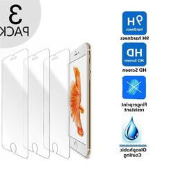 For iPhone 8 Plus / 7 Plus Premium Tempered Glass Clear Scre