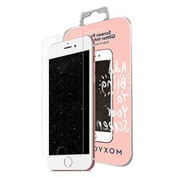 MOXYO - Showtime Glitter Glass Screen Protector for Apple iP