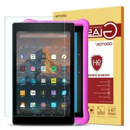 OMOTON Screen Protector for Fire HD 10 / Fire HD 10 Kids Edi