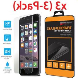 Premium Screen Protector Tempered Glass Film For iPhone 5 6