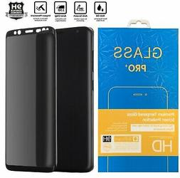 Privacy Tempered Glass Screen Protector For Galaxy S8 S9 S10