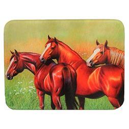 Rep Three Horse Cutting Board 727