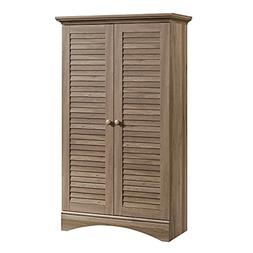 "Sauder 416825 Harbor View Storage Cabinet, L: 35.43"" x W: 16"