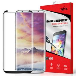 ZIZO TEMPERED GLASS 9H Case Friendly  For Samsung Galaxy S8