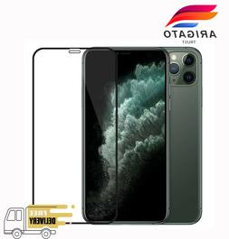 9D Aluminum Full Screen Protector Tempered Glass For All iPh