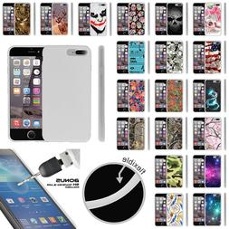For Apple iPhone 7 Plus  Flexible TPU Case Unique Designs +