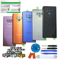 Back Glass Replacement Kit For Samsung Galaxy Note 9 w.CE+Ca