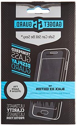 Gadget Guard Black Ice Edition Tempered Glass Screen Guard f