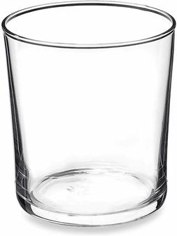 bodega set of 12 medium 12oz clear