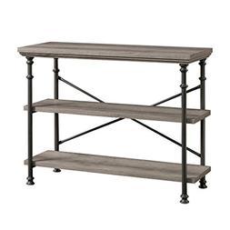 Sauder 419230 Canal Street Anywhere Console, For TV's up to