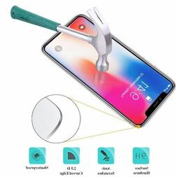 Cell Phone Tempered Glass For I Phone X XS MAX XR SE 8 7 6 5