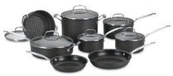 Cuisinart Chef's Classic Nonstick Hard-Anodized 14-Piece Coo