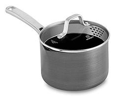 Calphalon Classic Nonstick Sauce Pan with Cover, 2.5 quart,