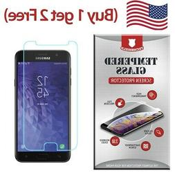 Clear HD Tempered Glass Film Screen Protector For Samsung Ga