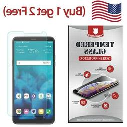 Clear HD Tempered Glass Film Screen Protector For LG Stylo 4