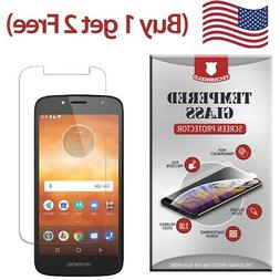 Clear HD Tempered Glass Film Screen Protector For Motorola M