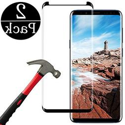FURgenie Compatible Galaxy S9 Plus Screen Protector,  Tempe