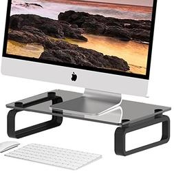 Computer Monitor Stand Riser Multi Media Desktop Stand for F